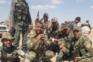 Quân đội Syria lại truy quét IS ở Deir Ezzor