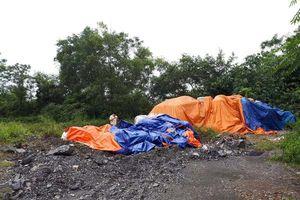 Yêu cầu Công ty Hùng Phát báo cáo vụ rác thải nguy hại bị bắt giữ