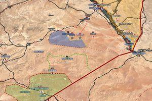 Quân đội Syria quyết giáng đòn kết liễu IS trên sa mạc Deir Ezzor