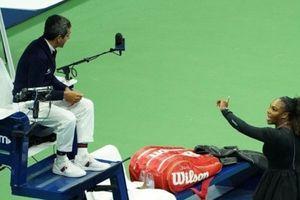 Djokovic ủng hộ Serena Williams, Liên đoàn quần vợt bênh vực trọng tài