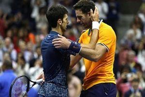 Del Potro dự đoán kỷ lục Grand Slam của Federer sẽ bị phá vỡ bởi một người