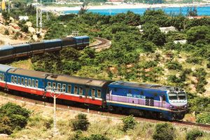 Tết Kỷ Hợi sẽ chạy 25 đôi tàu tuyến Bắc-Nam