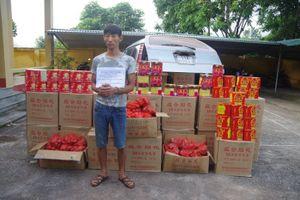 Vượt biên vác pháo thuê về Việt Nam