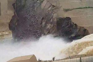Thanh Hóa: Sạt lở gần thủy điện Trung Sơn, người dân lo lắng!