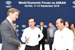Bài viết của Thủ tướng Nguyễn Xuân Phúc nhân Hội nghị WEF ASEAN 2018
