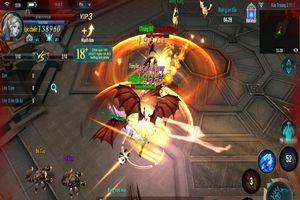 Các chiến trường đấu rank liên server tại MU Strongest