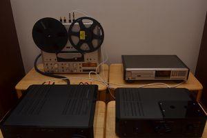 Hệ thống Preamp ZOE cùng Power VM 200 của Lector Audio