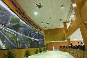 'Mục sở thị' trung tâm điều hành cao tốc hiện đại bậc nhất Việt Nam