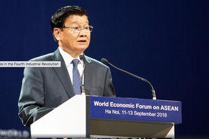 Lào lên tiếng về khả năng trở thành viên pin châu Á