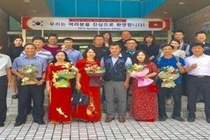 Đoàn đại biểu LĐLĐ tỉnh Bắc Ninh thăm và làm việc tại Hàn Quốc