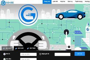 Ứng dụng gọi xe 'made in Việt Nam' chính thức có mặt ở TPHCM