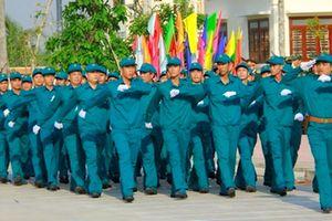 Đề xuất sửa đổi Luật Dân quân tự vệ