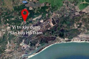 Hơn 4.000 tỷ đồng xây sân bay ở Bà Rịa - Vũng Tàu