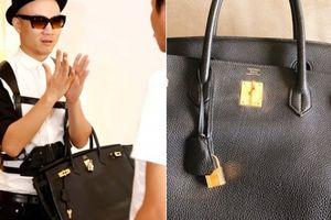 NTK Đỗ Mạnh Cường nói lý do giàu nhưng chỉ có duy nhất 1 chiếc túi Hermes