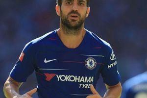 Chelsea đối mặt nguy cơ 'mất trắng' Fabregas