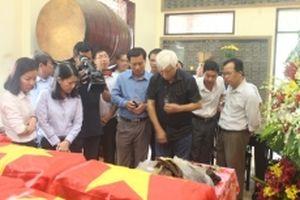 Phát hiện 13 hài cốt liệt sĩ ở Đồng Nai