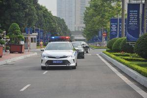 Bảo đảm an toàn giao thông cho WEF ASEAN 2018