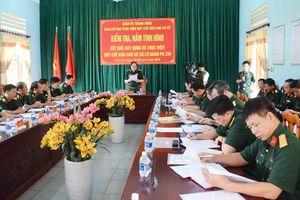 Kiểm tra thực hiện Quy chế dân chủ cơ sở tại Lữ đoàn Phòng không 234