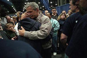 Loạt ảnh chưa từng được công bố về Tổng thống Bush trong ngày 11/9