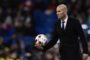 Zidane muốn sớm trở lại ghế HLV