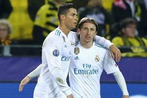 Luka Modric chuẩn bị theo chân C.Ronaldo tới Italia!