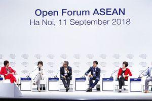 Hội nghị Diễn đàn Kinh tế thế giới về ASEAN năm 2018: ASEAN 4.0 cho mọi người