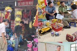 Bộ KH&CN tăng cường kiểm tra chất lượng xăng dầu, đồ chơi trẻ em lưu thông trên thị trường
