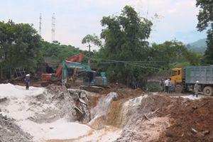 Vỡ đập, chất thải tràn ra môi trường ở Lào Cai: Sự cố đặc biệt nghiêm trọng