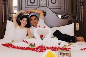 Quyền Linh tung loạt ảnh giản dị kỷ niệm 13 năm ngày cưới