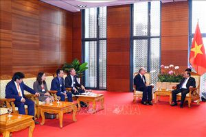 Tập đoàn GE Global dự định mở rộng đầu tư vào năng lượng điện tại Việt Nam