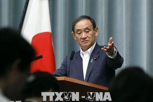 Nhật Bản không thay đổi lập trường trong vấn đề tranh chấp lãnh hải với Nga