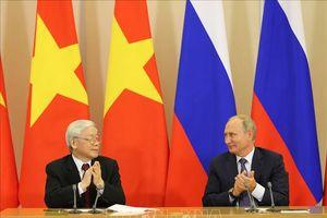 Quan hệ Việt Nam – LB Nga, Việt Nam – Hungary: Tầm cao hợp tác mới