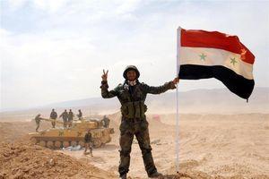 Quân đội Syria bẻ gãy tuyến phòng thủ IS, giải phóng thêm nhiều khu vực phía Nam