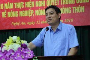 Nghệ An: Giải bài toán nông nghiệp, nông dân, nông thôn