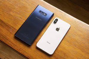 Pin Galaxy Note9 hay iPhone X lâu hơn khi 'cày' phim dài tập Diên Hi Công Lược?