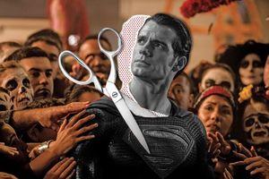 Henry Cavill chính thức từ bỏ vai diễn Superman của Vũ trụ phim ảnh DC