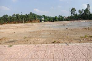 Vĩnh Phúc: Dự án khu nhà ở Diệp Linh xây dựng trái phép trên đất trồng mía?