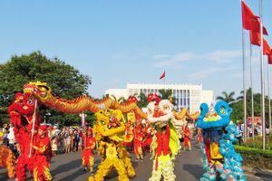 Thừa Thiên Huế lần đầu tiên tổ chức 'Ngày hội lân Huế'
