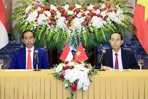 Việt Nam, Indonesia hạn chế rào cản, hướng tới kim ngạch thương mại 10 tỷ USD
