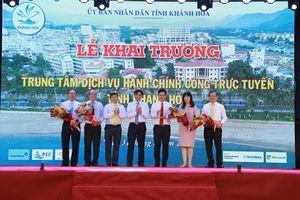 Trung tâm Dịch vụ hành chính công trực tuyến tỉnh Khánh Hòa: Sẵn sàng phục vụ người dân và doanh nghiệp