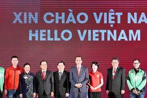 Ứng dụng GO-VIET chính thức ra mắt tại Hà Nội