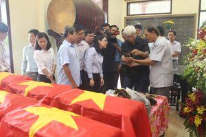 Phát hiện 13 bộ hài cốt liệt sĩ tại Đồng Nai khi cải tạo đất trồng cây