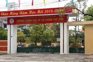 Vụ nữ sinh Thái Bình bị hiếp dâm: Khởi tố và bắt 2 bị can