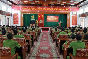 Sáp nhập Cảnh sát PCCC Thừa Thiên - Huế về lại Công an tỉnh
