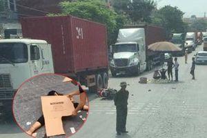 Tai nạn giao thông đúng ngày giỗ đầu mẹ: Em gái thiệt mạng, anh trai bị thương nặng