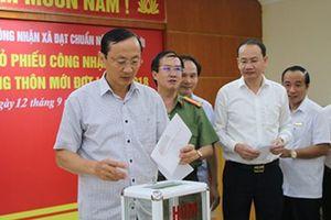 Hà Tĩnh có thêm 7 xã đạt chuẩn nông thôn mới đợt 1/2018