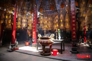 Ngắm nhìn nét kiến trúc độc đáo của công trình tâm linh nổi tiếng ở Cần Thơ