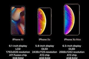 Apple ra mắt loạt iPhone mới, với các phiên bản từ 16 triệu tới 23 triệu đồng