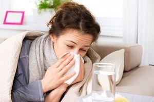Phòng tránh cúm khi thời tiết giao mùa
