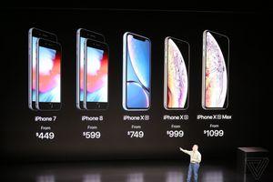 Đây là iPhone XS, iPhone XS Max và iPhone XR
